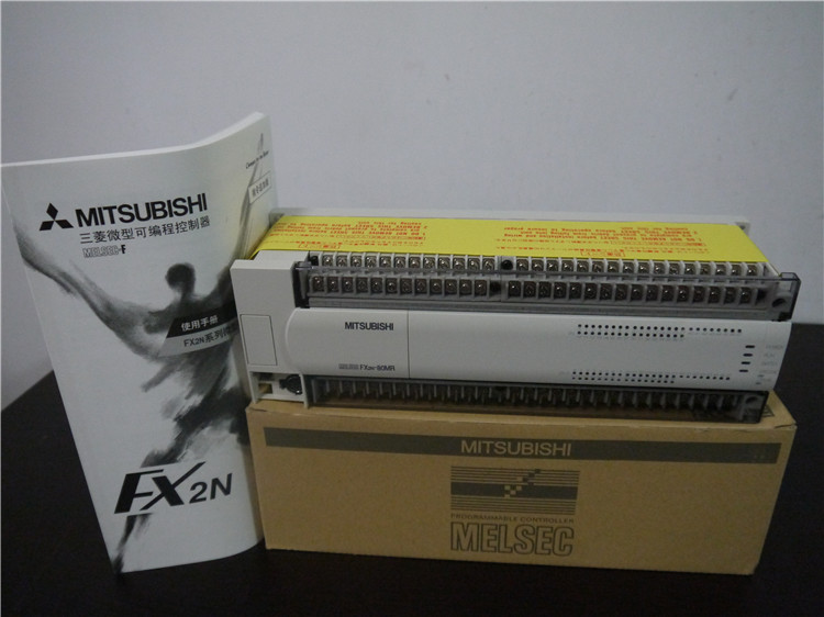 FX2N-80MR-001 Catalog / Manual / Instructions / Software