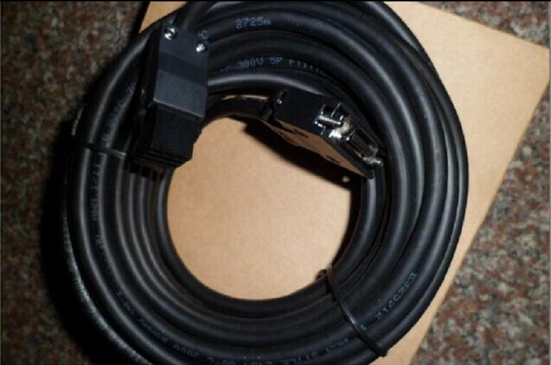 Communication Cable for Mitsubishi Servo Drive MR-CPCATCBL3M Cable MR-J2S A