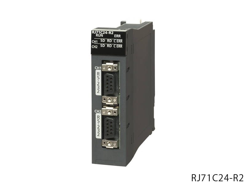 RJ71C24-R2 | MITSUBISHI Serial communication module ...